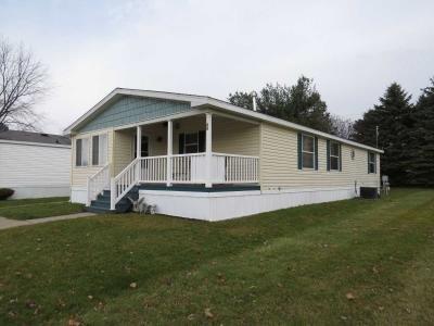 Mobile Home at 4723 Hartel Rd - Lot 66 Potterville, MI