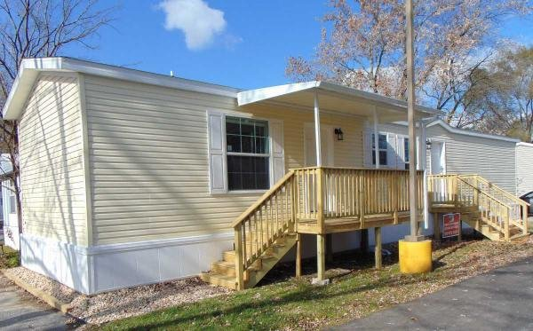 Mobile Home at 1712 S. Dixie Hwy. #211, Crete, IL