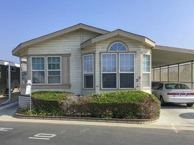 Mobile Home at 10681 Oak St #99 Los Alamitos, CA 90720