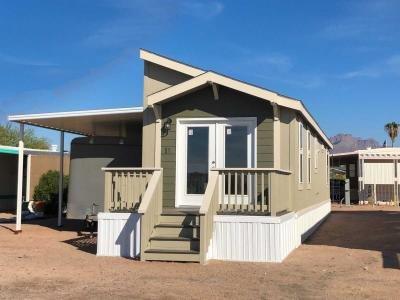 Mobile Home at 2481 West Broadway, Lot 81 Apache Junction, AZ 85120