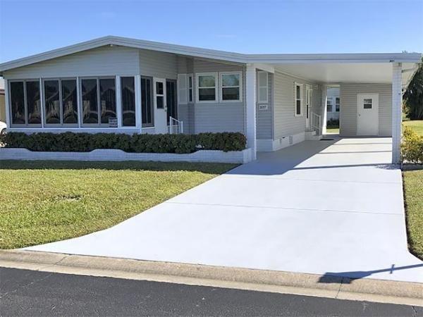 1993 Fleetwood Glen Manufactured Home