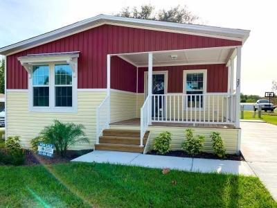 Mobile Home at 27 Franklin Cr Sorrento, FL 32776