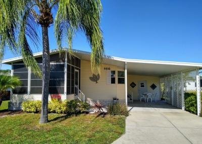 Mobile Home at 9916 Hatteras Drive Parrish, FL 34219