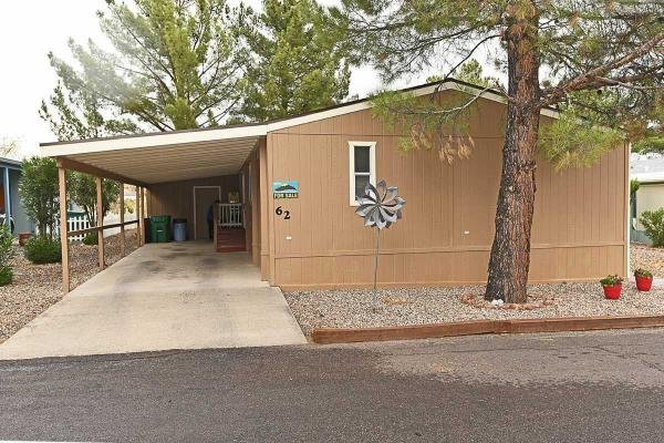Mobile Home at 2050 W. State Route 89A, Lot #62, Cottonwood, AZ