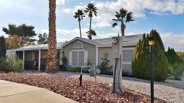Mobile Home at 1711 William Ave, Henderson, NV