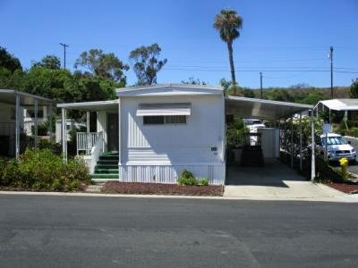 Mobile Home at 2003 BAYVIEW HEIGHTS DR SPC 124 San Diego, CA 92105