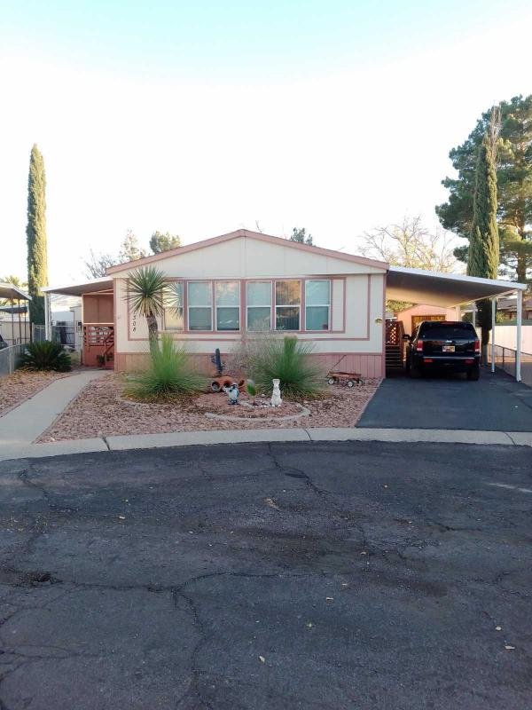 Mobile Home at 1308 Otter Lane, Las Cruces, NM
