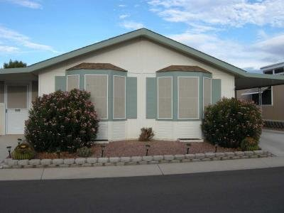 Mobile Home at 8401 S. Kolb Rd #522 Tucson, AZ
