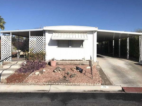 Mobile Home at 2485 W. Wigwam, Las Vegas, NV
