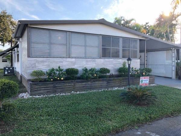 Mobile Home at 1812 Valencia Drive , Deerfield Beach, FL