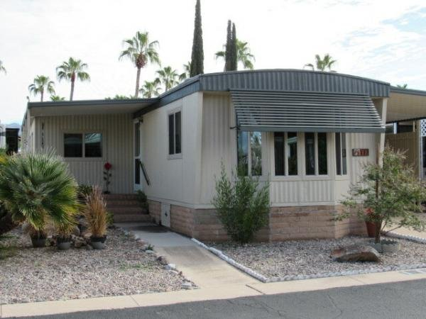 Mobile Home at 3411 S. Camino Seco # 112, Tucson, AZ