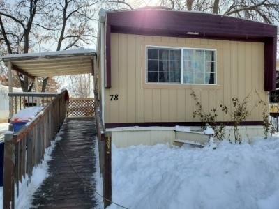 Mobile Home at 400 W. South Boulder Rd., #78 Louisville, CO