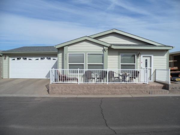 Mobile Home at 650 N. Hawes Rd. #4422, Mesa, AZ