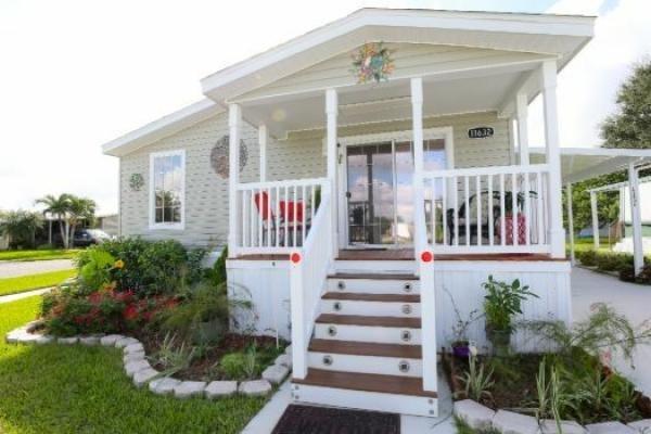 Mobile Home at 11300 Rexmere Blvd,  #10/21-PL, Fort Lauderdale, FL
