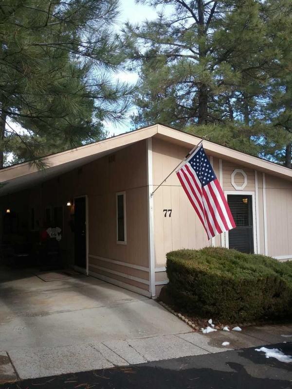 Mobile Home at 2401 W. Rt 66 #77, Flagstaff, AZ