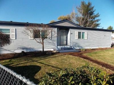 Mobile Home at 1145 Sw Cypress St #50 Mcminnville, OR 97128