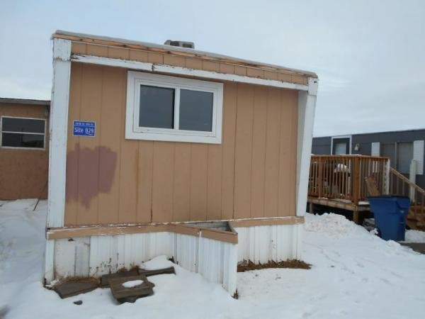 Mobile Home at 2458 N 9th Street # B029, Laramie, WY