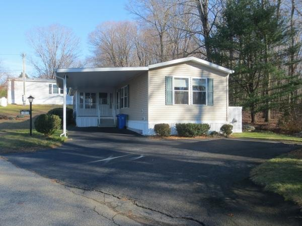 Mobile Home at 31 Hill Pond Drive, Storrs, CT