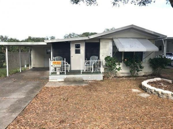 Mobile Home at 7820 Wire Road 030, Zephyrhills, FL
