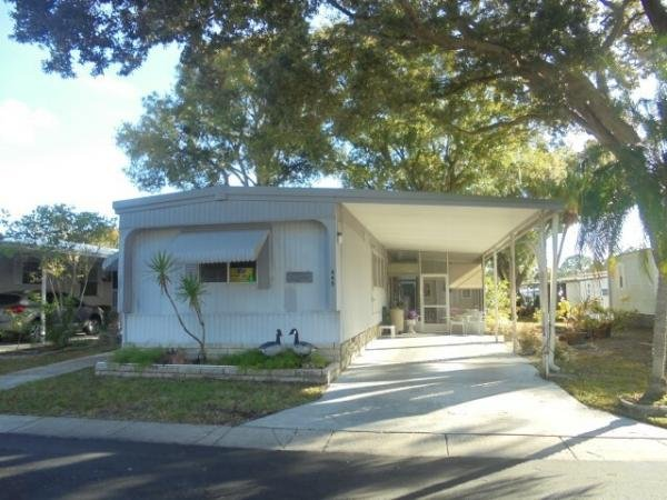 Mobile Home at 3432 State Road 580, #449, Safety Harbor, FL