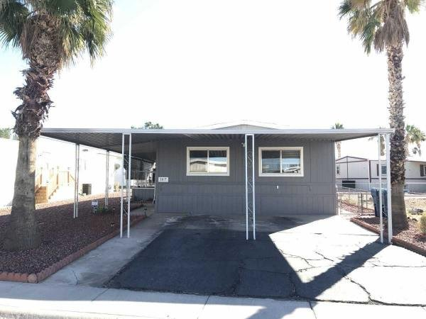 Mobile Home at 2627 S. Lamb Blvd, Las Vegas, NV