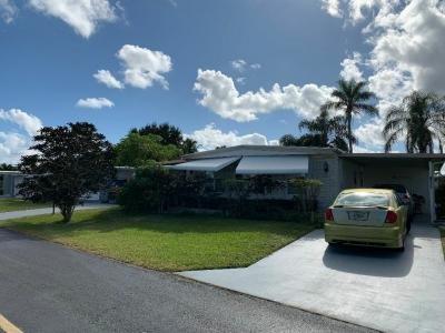 Mobile Home at 4416 Knight Rd., Lot #459 Boynton Beach, FL 33436