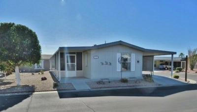 Mobile Home at 3700 S. Ironwood Dr., #175 Apache Junction, AZ 85120