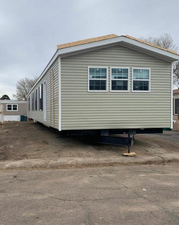Mobile Home at 3280 S Academy Blvd, Lot #128, Colorado Springs, CO
