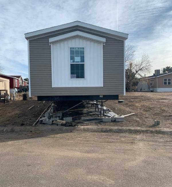 Mobile Home at 3280 S Academy Blvd, Lot #204, Colorado Springs, CO
