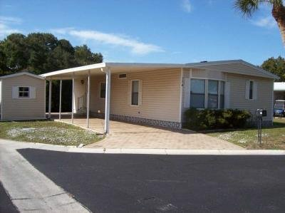 Mobile Home at 176 S. Saint Thomas Circle Apollo Beach, FL