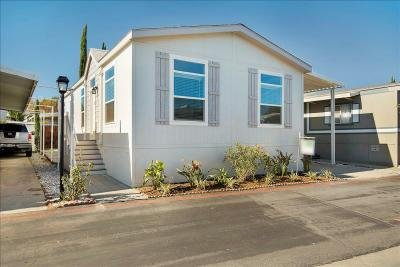 Mobile Home at 20652 Lassen Street #124 Chatsworth, CA 91311