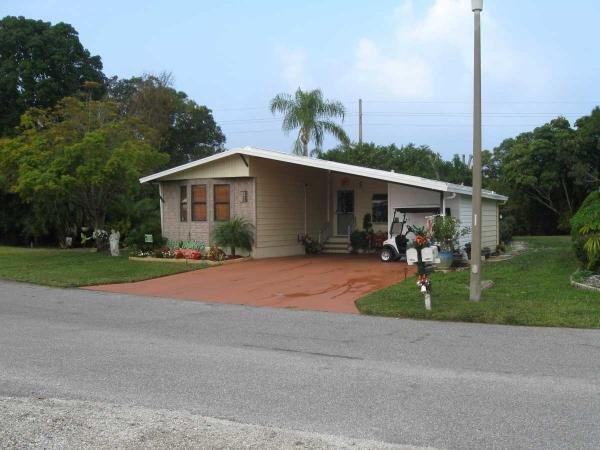 Mobile Home at 1230 N Indies Cir, Venice, FL