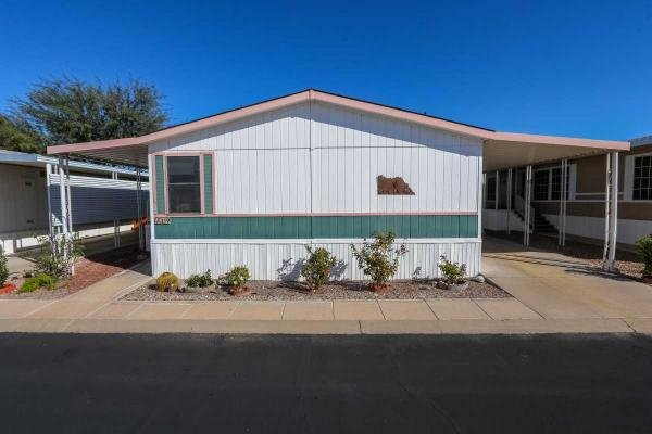 Mobile Home at 8401 S Kolb Rd #219, Tucson, AZ