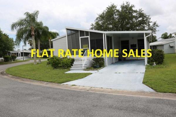 Mobile Home at 29 calypso cay, Vero Beach, FL