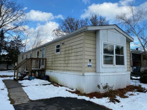 Mobile Home at 31 Cherry Street, Port Jervis, NY