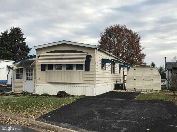 Mobile Home at 94 Ridgewood Manor, Manheim, PA