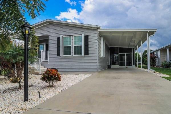 Mobile Home at 3470 ROSSMERE BLVD., Port Charlotte, FL
