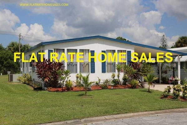 Mobile Home at 8775 20TH STREET LOT 34, Vero Beach, FL