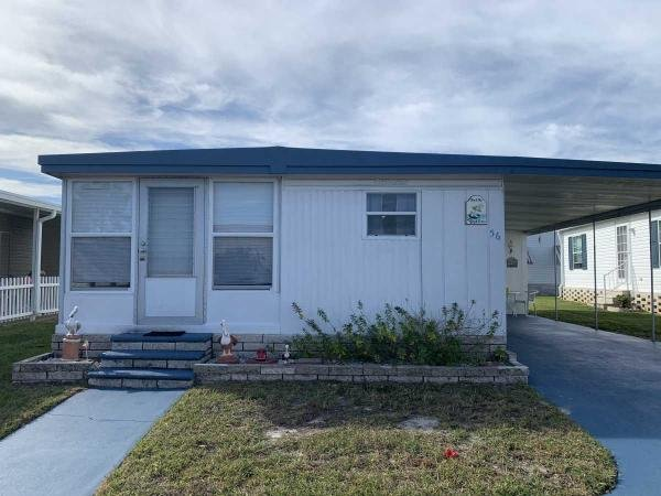 Mobile Home at 56 Thatch Palm St W, Largo, FL