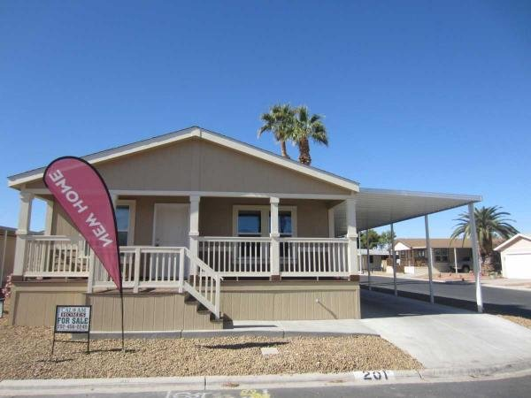 Mobile Home at 6420 E. Tropicana Ave #201 , Las Vegas, NV