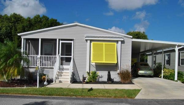 Mobile Home at 24300 Airport Road #75, Punta Gorda, FL