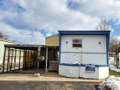 Mobile Home at 729-17th Ave., #16 Longmont, CO