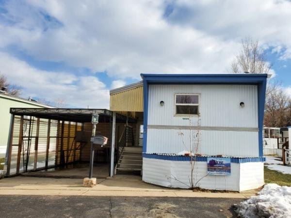 Mobile Home at 729-17th Ave., #16, Longmont, CO