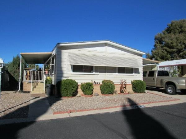 Mobile Home at 3411 S. Camino Seco # 146, Tucson, AZ