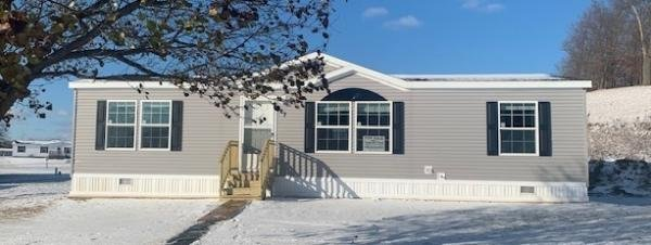 Mobile Home at 1133 Yeomans Site 167, Ionia, MI