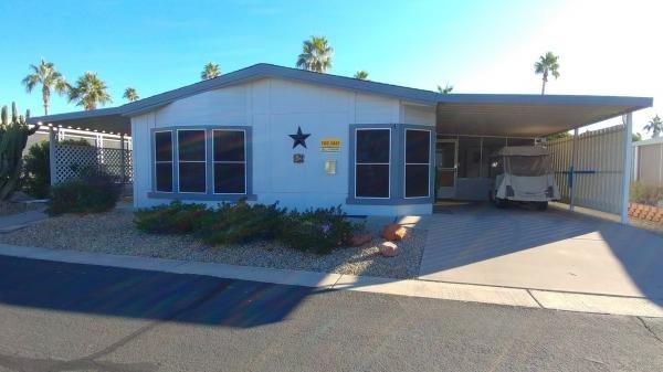 Mobile Home at 2400 E BASELINE AVENUE, #42, Apache Junction, AZ