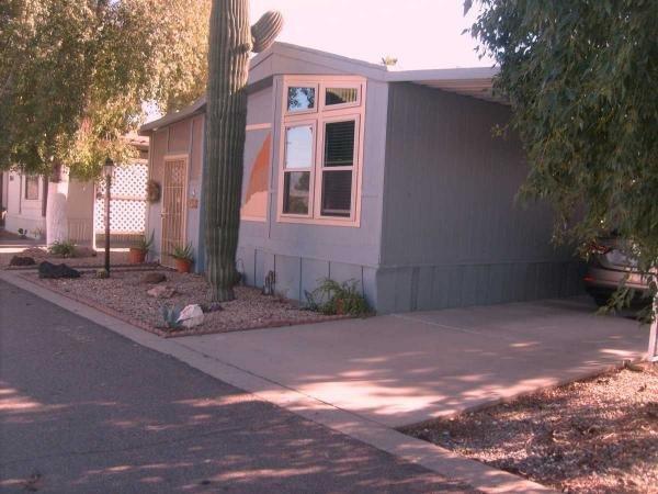 Mobile Home at 19802 N. 32ND ST. #153, Phoenix, AZ