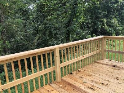 Back deck view 2