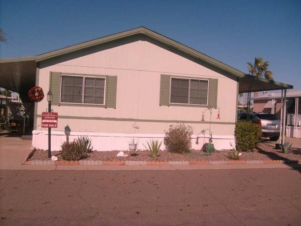 Mobile Home at 19802 N.32ND ST. #136, Phoenix, AZ