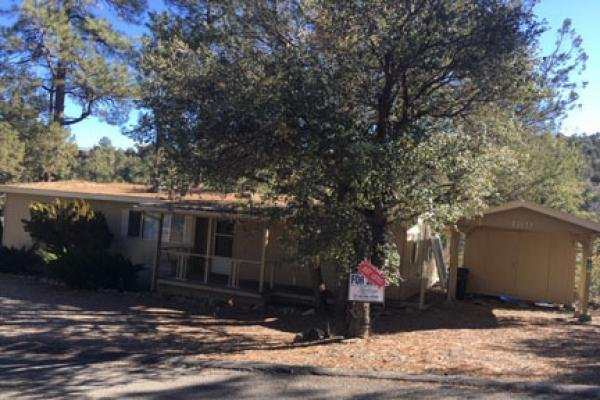 Mobile Home at 189 OXBOW, Prescott, AZ